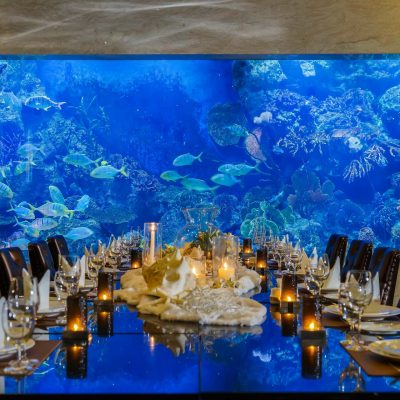 Copper Aquarium Restaurant